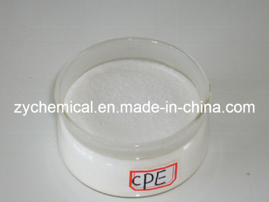 Chlorinated Polyethylene (CPE) , CPE135, Cm135, CPE230, Cm140, for Plastics, Rubbers etc pictures & photos