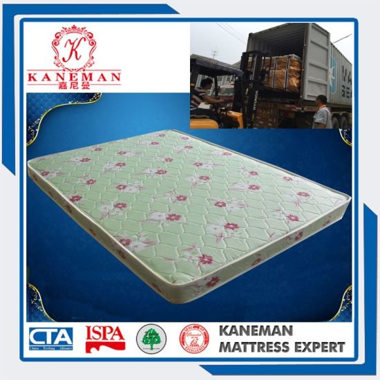 Best Factory Price Continuous Spring Mattress for Hostel pictures & photos