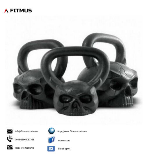 Skull Kettlebell Kettlebell with Face Gorilla Kettlebell Kettlebell Faces pictures & photos