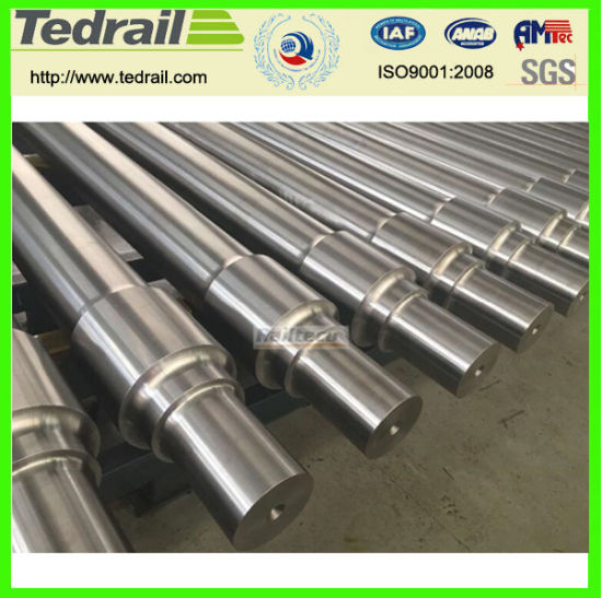 Customized Turning Lathe Rear Axle Shaft pictures & photos