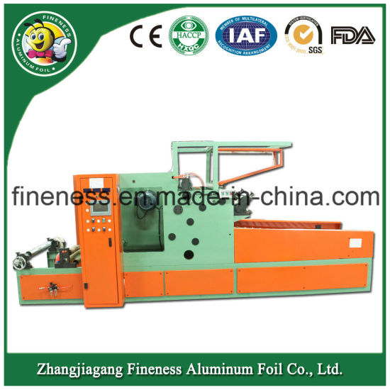 Semi- Automatic Aluminium Foil Machine pictures & photos