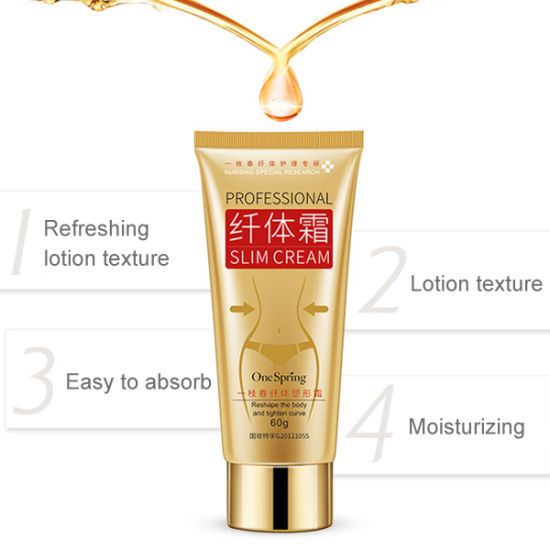Hot Slimming Cream Fat Burn Gel Cream Manufacturer Best Cellulite Removal Cream