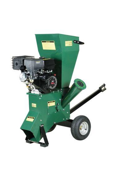 178f Diesel Engine Powered Wood Leaf Chipper Shredder
