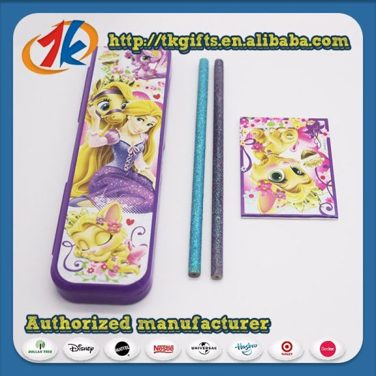 Customized Educational Office School Stationery Set Toy for Kids pictures & photos