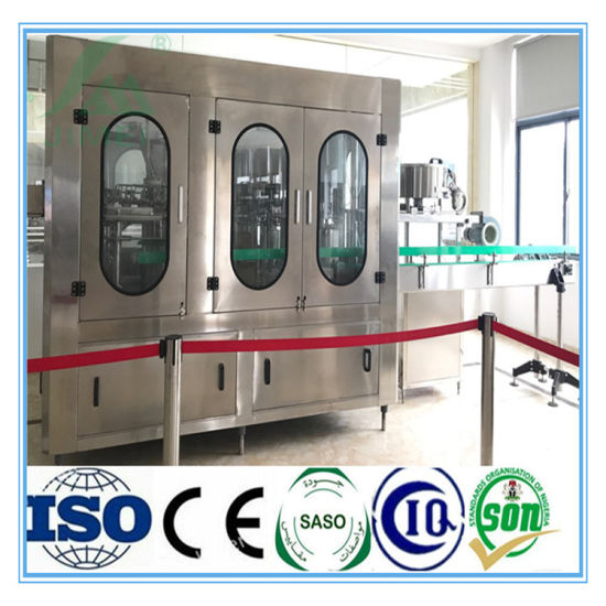 Automatic ISO Certificate Low Price Normal Pressure 3-in-1 Filling Machine pictures & photos