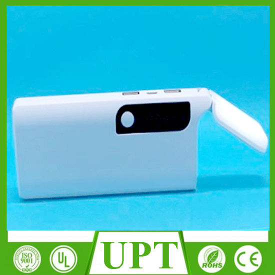 Smart Power Bank Provide Portable Power Bank 10000mAh with Light pictures & photos