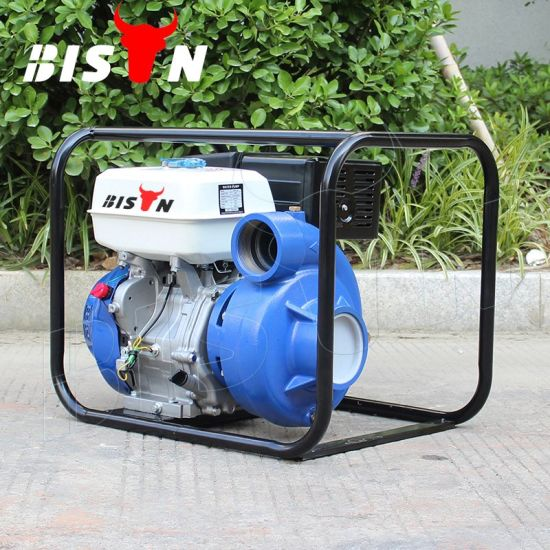 Bison (China) Bswp40I 4inch 1 Year Warranty Small MOQ Experienced Supplier 7HP Water Pump Gasoline Engine