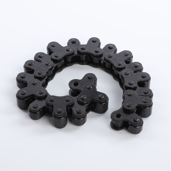 Industrial Conveyor Standard Chain Manufacture Drives Short Pitch Simplex Roller Chain