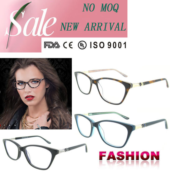 66fac27ab02 Optical Frame Popular Fashion Reading Glasses Handmade Acetate Eyewear with  Ce and FDA pictures   photos