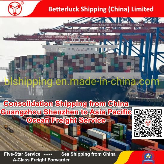 Consolidation Shipping from China/Guangzhou/Shenzhen to Kobe/Japan/Asia Pacific Ocean Freight Service pictures & photos