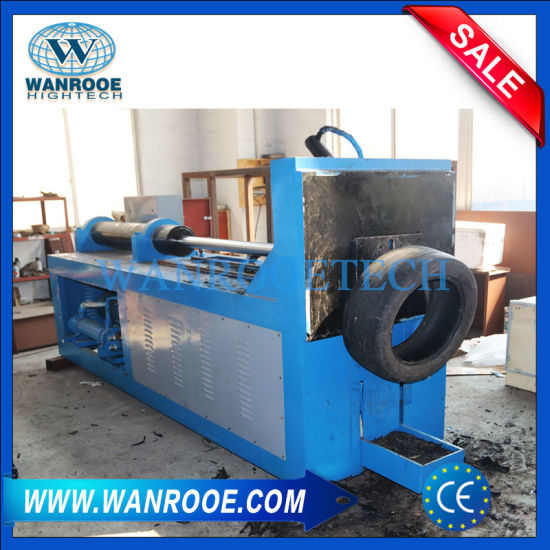 China Used Tire Steel Wire Drawing/ Removing/ Cleaning / separator ...