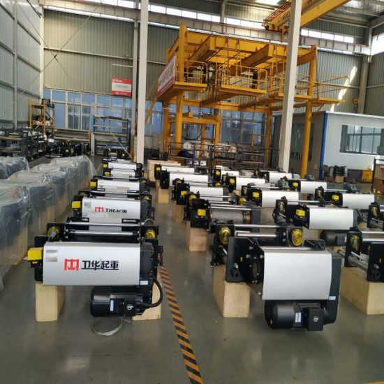 ND Electric Hoist with Weihua Brand