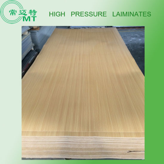 Wood Grain Laminate Kitchen Cabinets/Formica Wall Panels