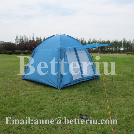 Large Dome Tent Hot Sell Tent Camping Tent Has Plenty Space for 5-8 Person pictures & photos