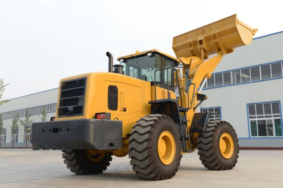 Eougem Zl50g 5ton RC Wheel Loader with Spare Parts Gem650 pictures & photos