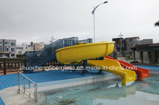 Water Park Combination Water Slide Equipment pictures & photos