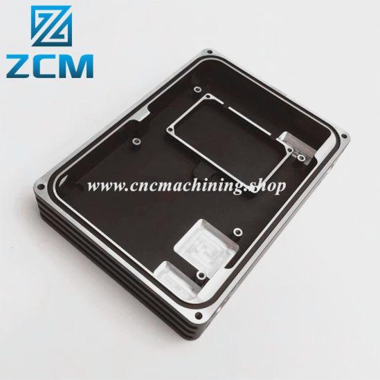 High-End Custom Made Small Batch Production Electronics Enclosure Aluminum Machining Parts