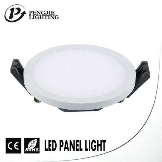 2017 New Design 8W Narrow Edge LED Panel Light pictures & photos