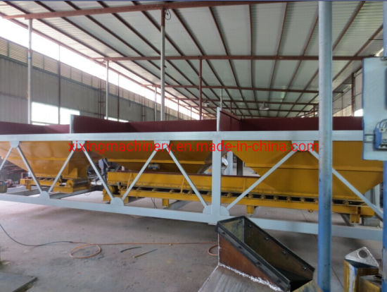 Concrete Batching Plant Construction Machinery Engineering