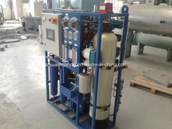 Reverse Osmosis Marine Fresh Water Generator with Competitive Price pictures & photos