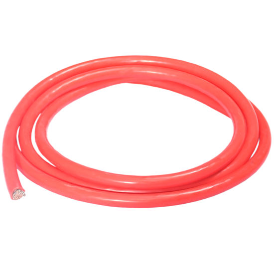 Jgsilicone Insulated Cable 0.4mm2 with Dw20 pictures & photos