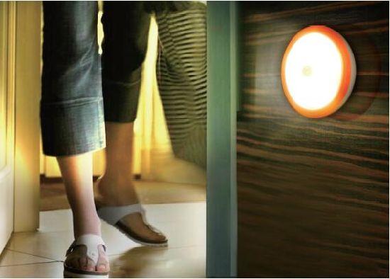 Smart USB LED Wireless PIR Motion Sensor Night Light