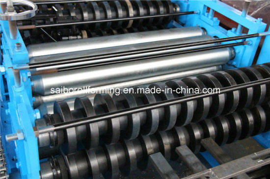Gutter Roll Forming Machine (2.0-5.0mm Thickness) pictures & photos