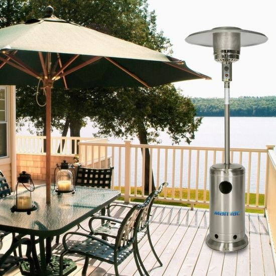 China Outdoor Patio Heater And Gas