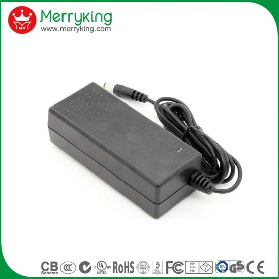 Level VI Desktop Single Output 12V3a Laptop AC Adapter pictures & photos