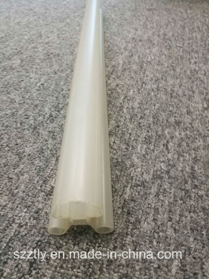 Customized Extruded Plastics Profile HDPE pictures & photos
