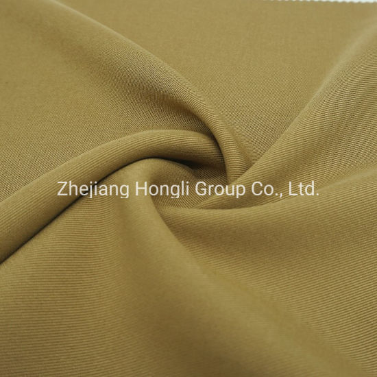 350GSM 92%Polyester 8%Spandex 4 Way Stretch Fabric for Pants