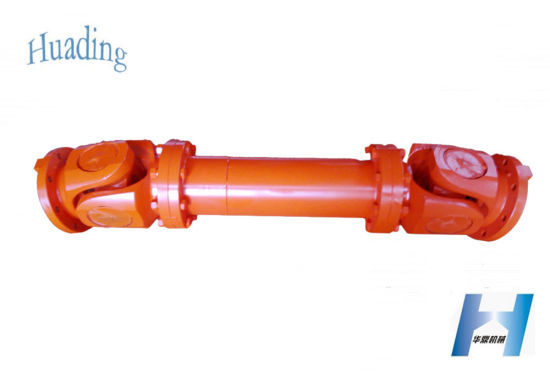 SWC-Bf Flange Type Hardy-Spicer Universal Joint Coupling Cardan Shaft pictures & photos