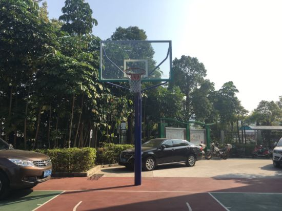 New Arrival Basketball Stand for Outdoor Training, Outdoor Basketball Stand