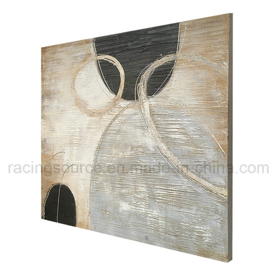 Wall Decor Abstract Handmade Oil Painting Canvas Printing For Office Decor