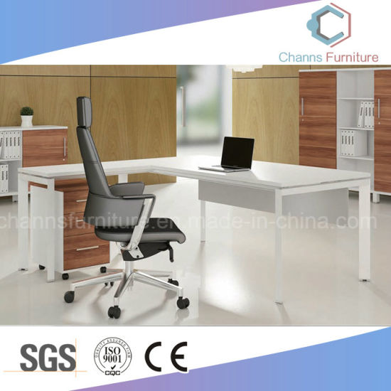 Hot Selling Wooden Desk Office Boss Table pictures & photos