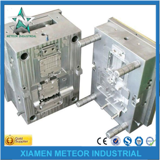 China Manufacturer Customized PP/ABS/PA66/PS/PE/Rubber Silicone Plastic Injection Mould OEM/ODM
