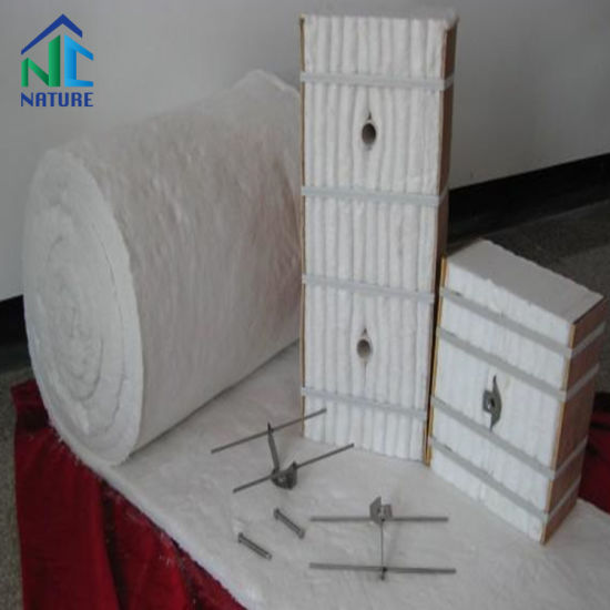 1260st 1350ha1430Hz Ceramic Fibre Module, Ceramic Fiber Block for Furnace, Ceramic Fiber Thermal Insulation Materials Module with Anchor or Not, Size Customized pictures & photos