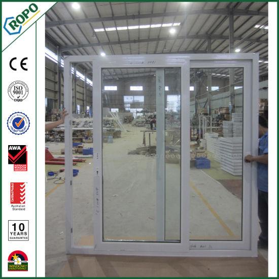 Australian Standard PVC Door Impact Resistant Sliding Doors & China Australian Standard PVC Door Impact Resistant Sliding Doors ...