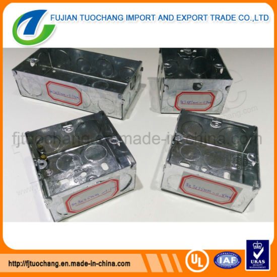 Super China Galvanized Steel 3X3 Electric Conduit Box China Conduit Box Wiring Cloud Staixuggs Outletorg