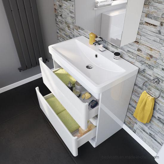 Basin Modern Bathroom, Free Standing Bathroom Sink Vanity