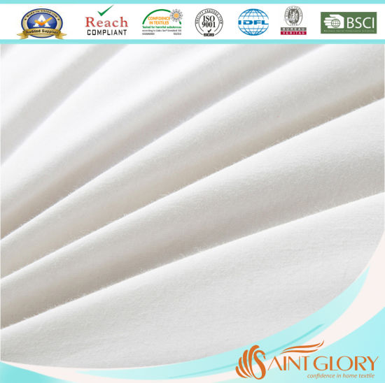 Hotel High Quality Waterproof Thick Feather Bed pictures & photos