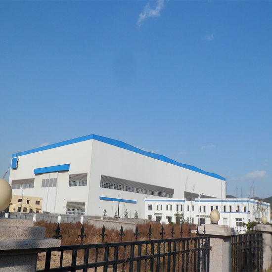 Steel Structure Long Span Warehouse China Supplier