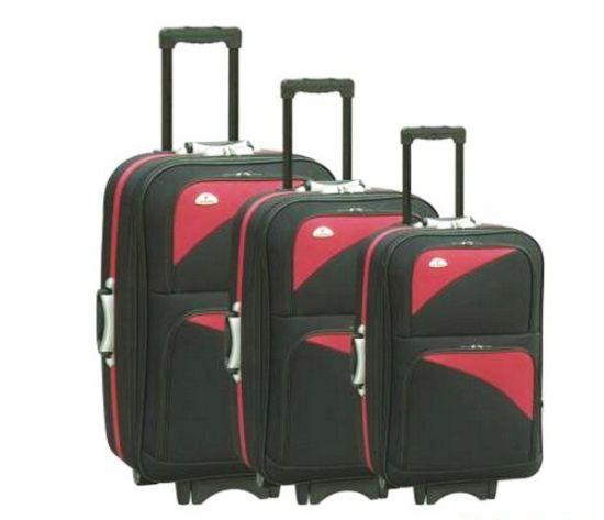 98c00de6b China Fashion EVA Soft Outside Trolley Luggage - China Stock Luggage ...