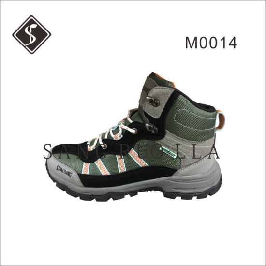 Wholesale Hiking Shoes and Boots Waterproof pictures & photos