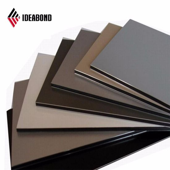 Excellent Weatherproof Wooden PVDF Coating Aluminum Panel (AE-306) pictures & photos