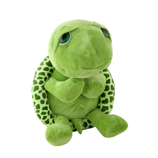 Custom Soft Plush Baby Doll Toy Tortoise Doll for Baby pictures & photos