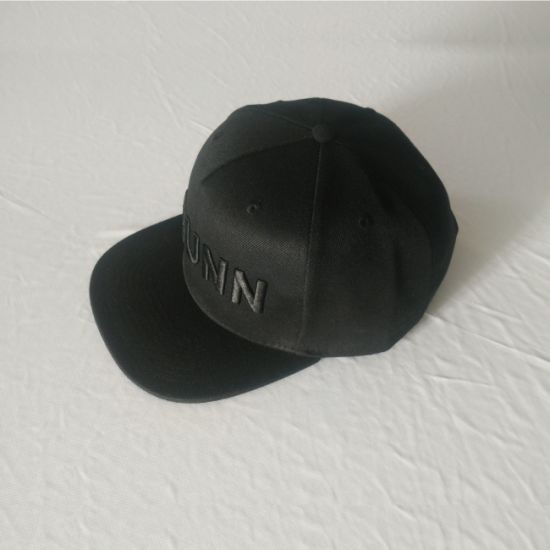 New Collection Cotton Twill Snapback with Personal Logo Customization