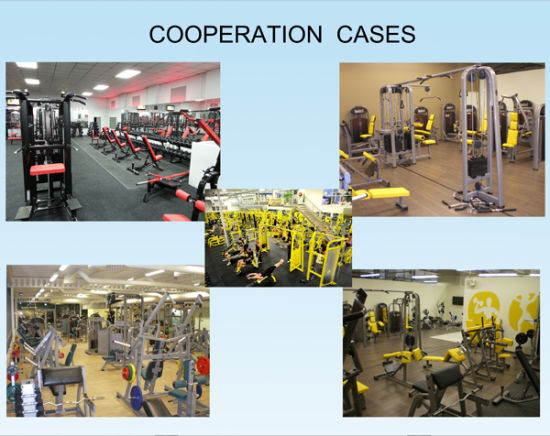Fitness Equipment/Gym Equipment for Multi-Jungle 8-Stack (FM-1007) pictures & photos