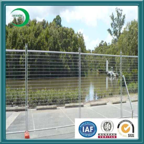 Cheap Fencing Panels Stands Concrete pictures & photos
