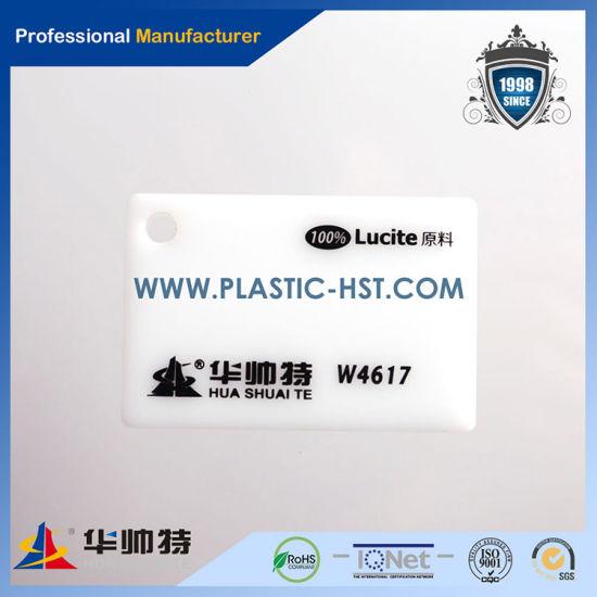 Large Transparent White Milk White Acrylic Plastic Acrylic Sheets